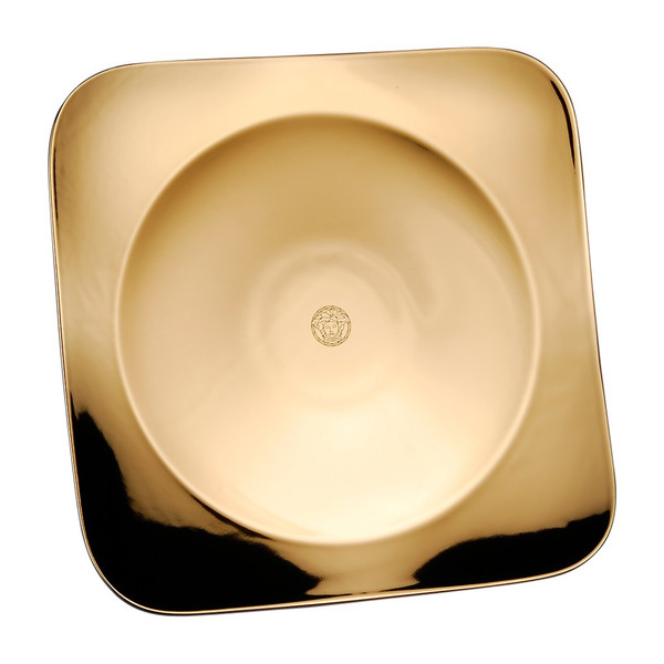 Service Plate, 13 inch | Versace Gold Reflections