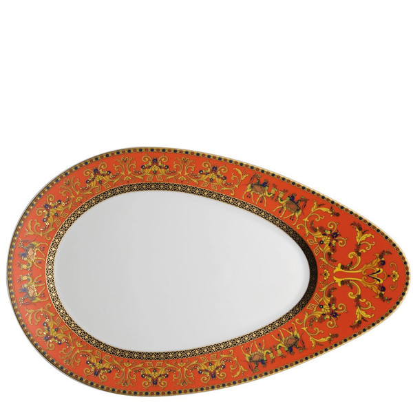 Platter, 16 inch   Versace Marco Polo