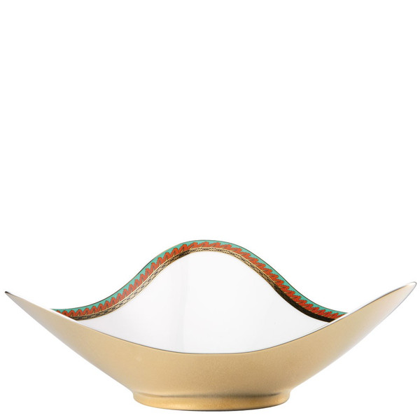 Vegetable Bowl, Open, 12 1/2 inch | Versace Marco Polo