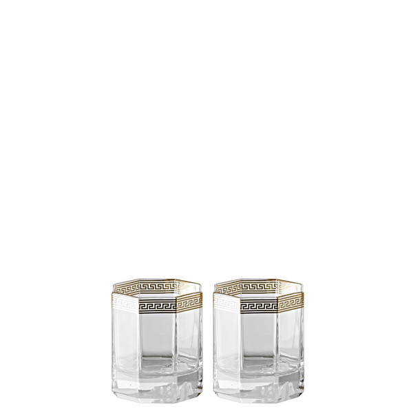 Whiskey, D.O.F., 8 1/2 inch, 4 ounce | Versace Medusa D-Or