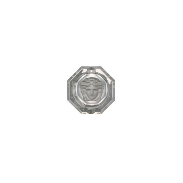 Ashtray, Crystal, 3 1/4 inch | Versace Medusa Lumiere