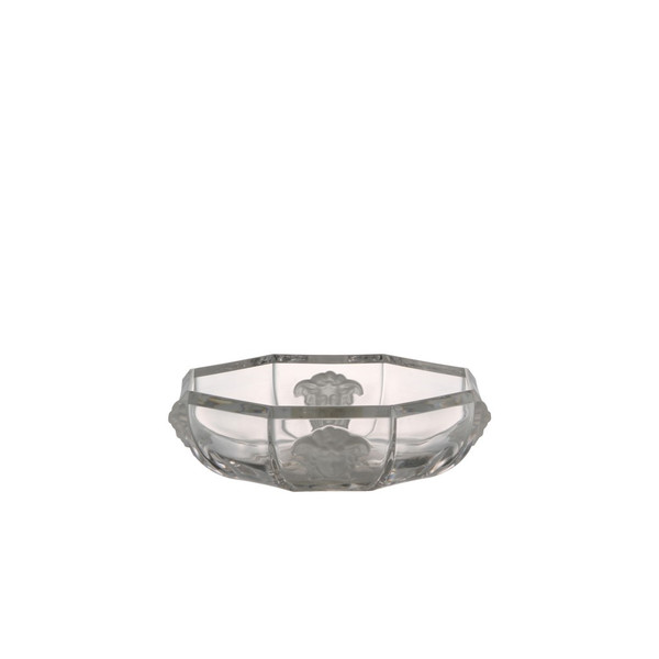 Candy Dish, Crystal, 5 1/2 inch | Versace Treasury