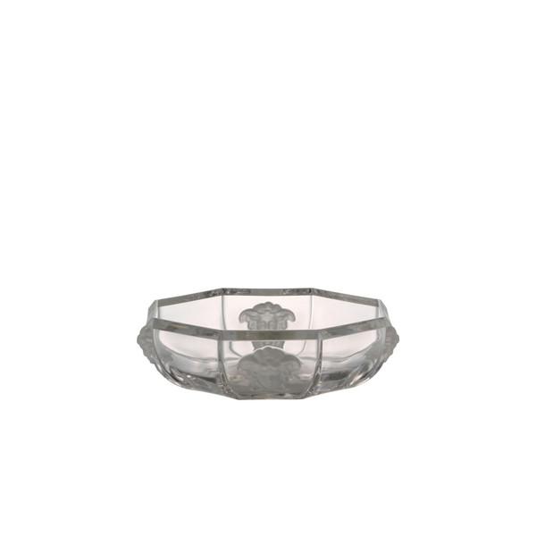 Candy Dish, Crystal, 5 1/2 inch | Versace Treasury