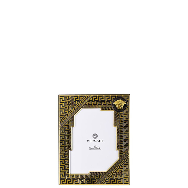 Black Picture Frame, 5 x 7 inch | Versace Picture Frames