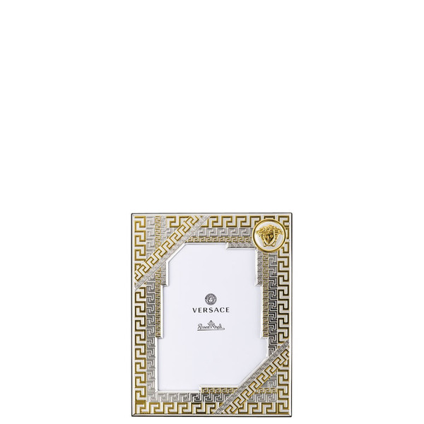 write a review for Gold Picture Frame, 5 x 7 inch | Versace Picture Frames