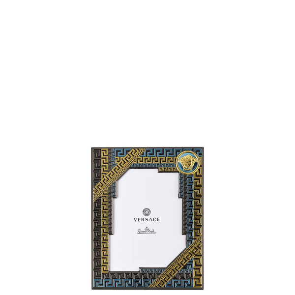 Blue Picture Frame, 5 x7 inch | Versace Picture Frames