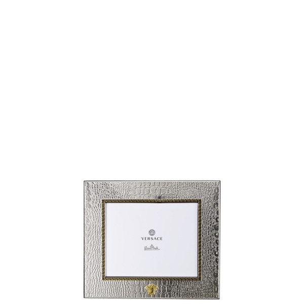Silver Picture Frame, 4 x 6 inch | Versace Picture Frames
