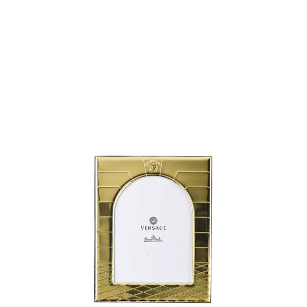 Gold Picture Frame, 5 x 7 inch | Versace Picture Frames