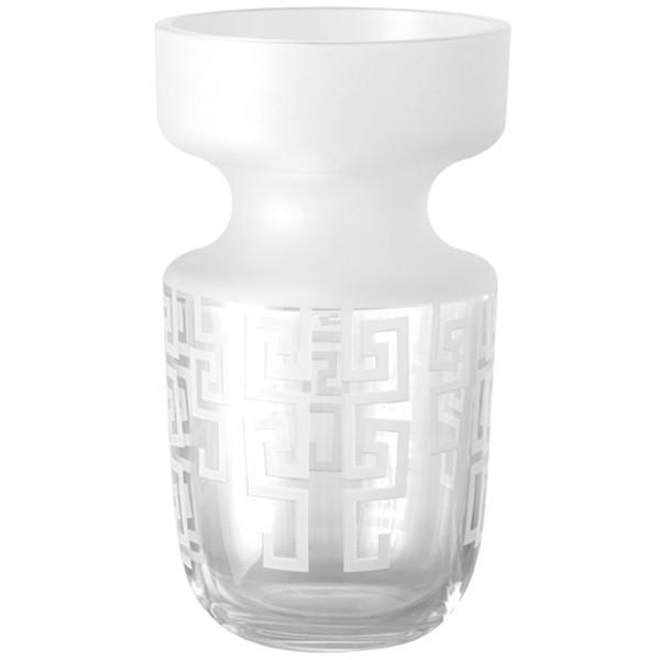 crystal vase #7, 13 inch | Versace Nymph