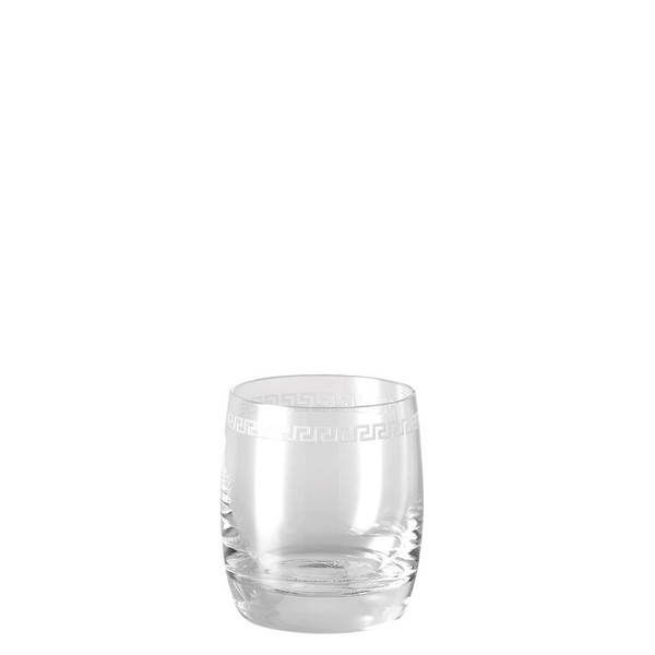 Whisky-glass | Versace Medusa Clear