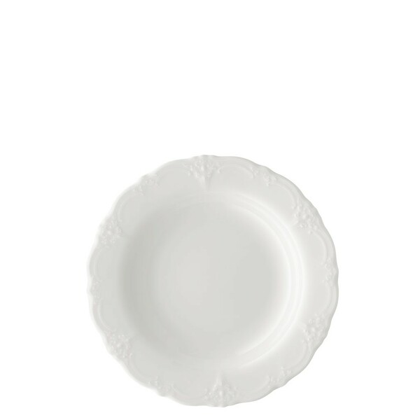Rim Soup, 9 1/2 inch | Rosenthal Baronesse White