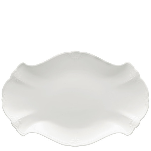write a review for Platter, 15 inch | Rosenthal Baronesse White