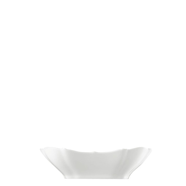 Vegetable Bowl, Open, 7 inch | Rosenthal Baronesse White