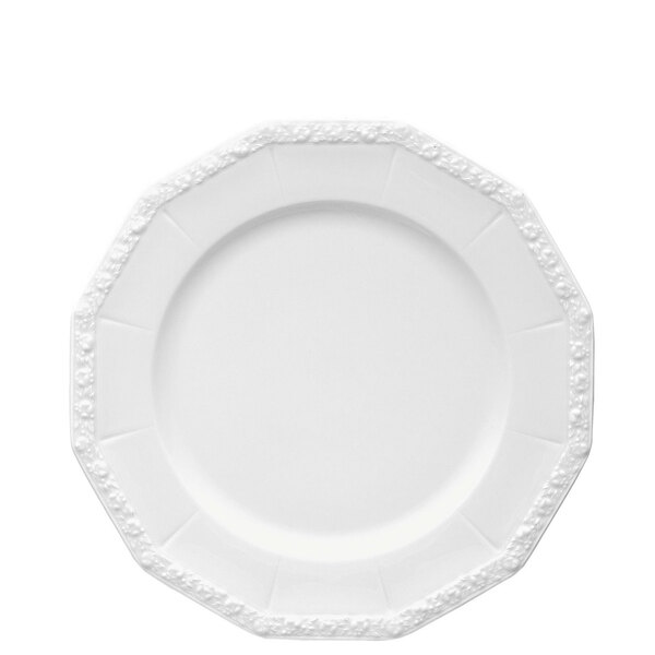 Service Plate, 12 1/4 inch | Rosenthal Maria White