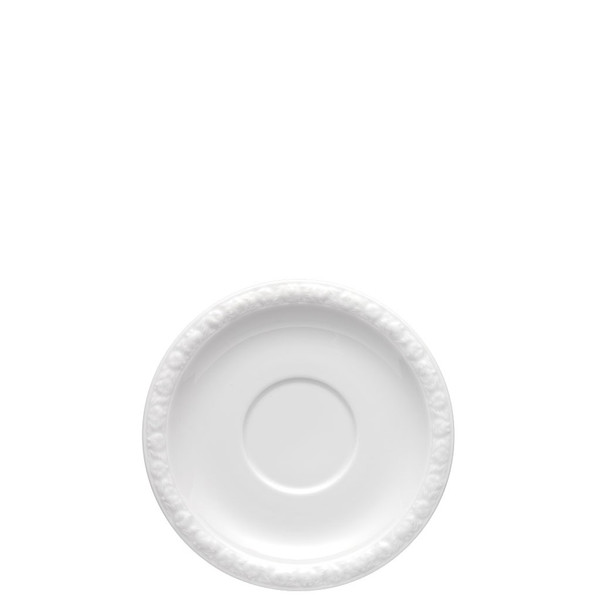 Cream Soup Saucer, 7 inch | Rosenthal Maria White