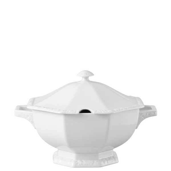 Soup Tureen, 95 ounce | Rosenthal Maria White