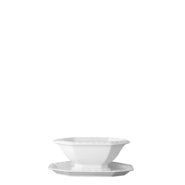 Sauce Boat, 14 ounce | Rosenthal Maria White