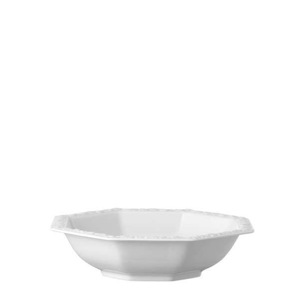 Vegetable Bowl, Open, 7 1/2 inch | Rosenthal Maria White