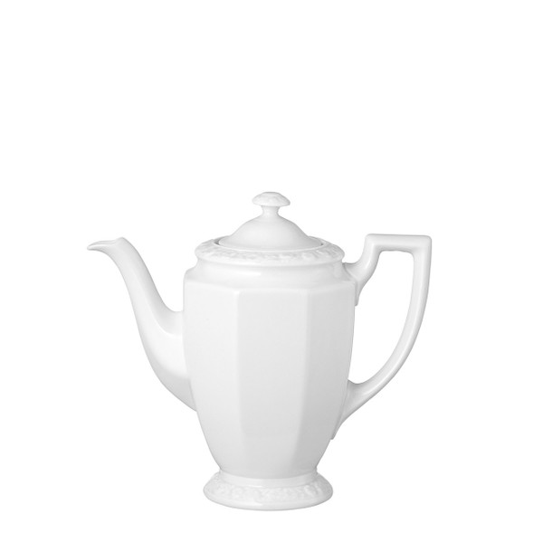 Coffee Pot, 36 ounce | Rosenthal Maria White