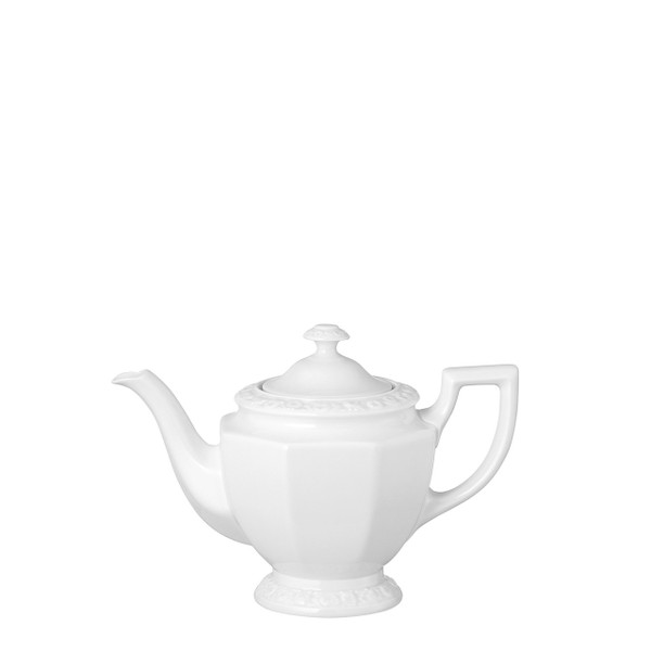 Tea Pot, 31 ounce | Rosenthal Maria White
