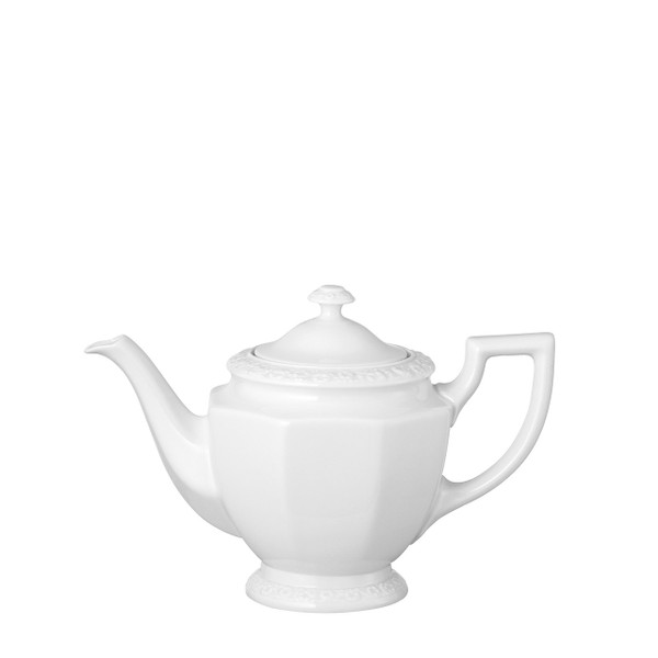 Tea Pot, Large, 42 ounce | Rosenthal Maria White