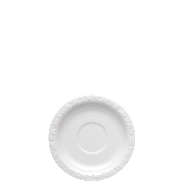 Saucer, 6 1/4 inch | Rosenthal Maria White