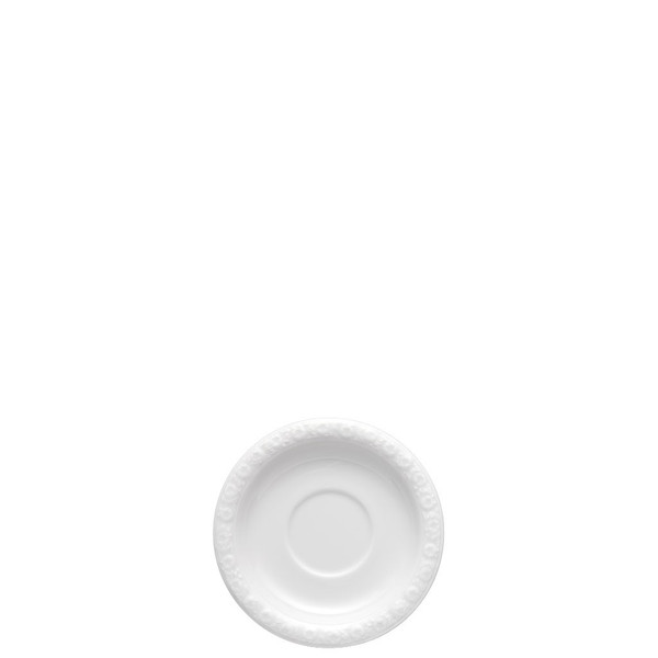 Espresso Saucer, 4 3/4 inch | Rosenthal Maria White