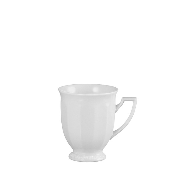 Mug with Handle, 10 ounce | Rosenthal Maria White