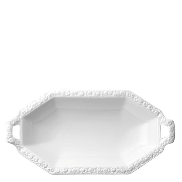 Bread Basket, 14 1/3 inch | Rosenthal Maria White