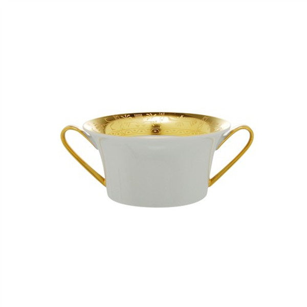 Cream Soup Cup, (Sand Blasted), 10 ounce | Rosenthal Persis