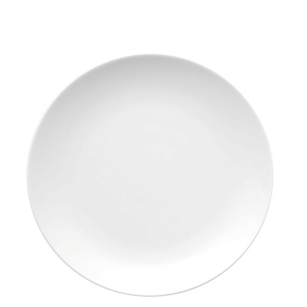 Dinner Plate, 10 1/4 inch | Thomas Medaillon White