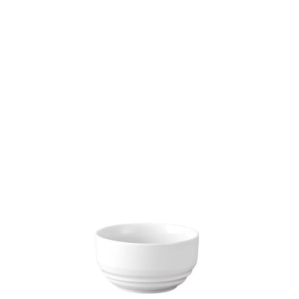 Bowl, 4 3/4 inch, 12 ounce | Rosenthal Nendoo White