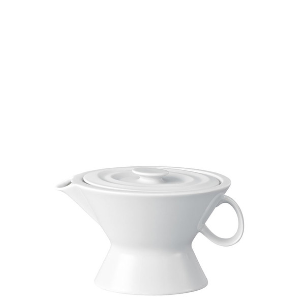 Sauce-Boat 2 pcs., 15 ounce | Rosenthal Nendoo White
