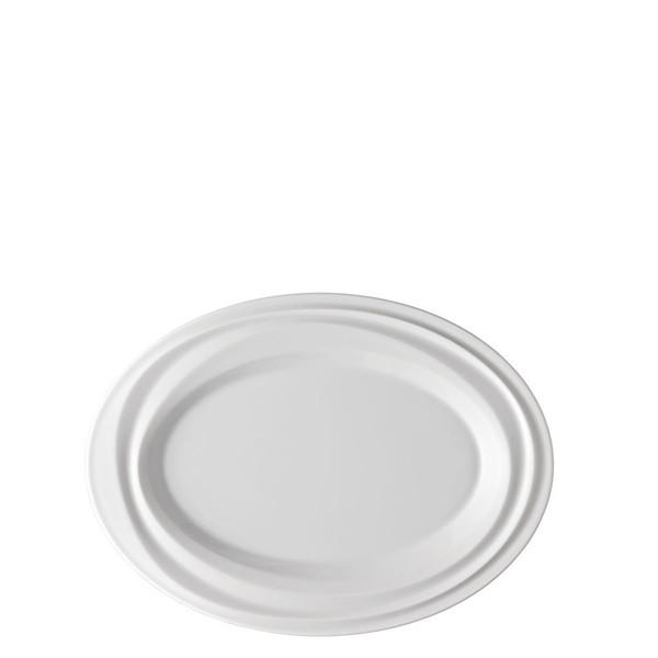 Platter / Sauce Boat Stand, 10 inch | Rosenthal Nendoo White
