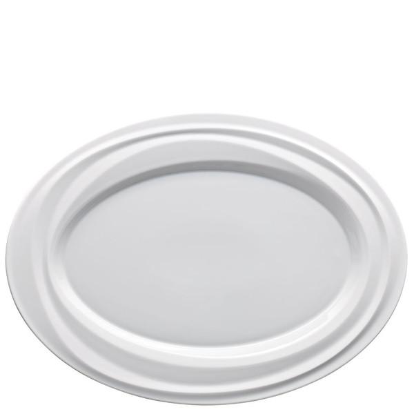 Platter, 13 1/2 inch | Rosenthal Nendoo White