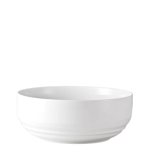 Open Vegetable Bowl, 10 1/2 inch, 135 ounce | Rosenthal Nendoo White