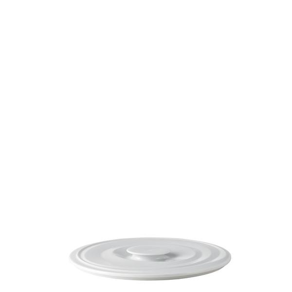 Lid for Open Veg bowl, 8 inch | Rosenthal Nendoo White
