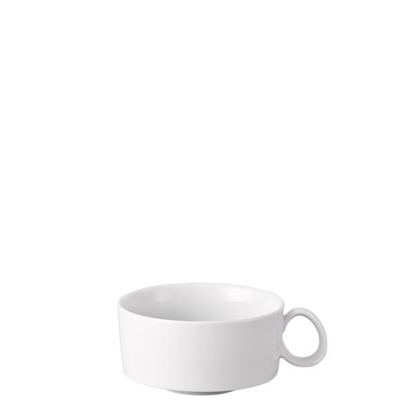 Tea Cup, 7 ounce | Rosenthal Nendoo White
