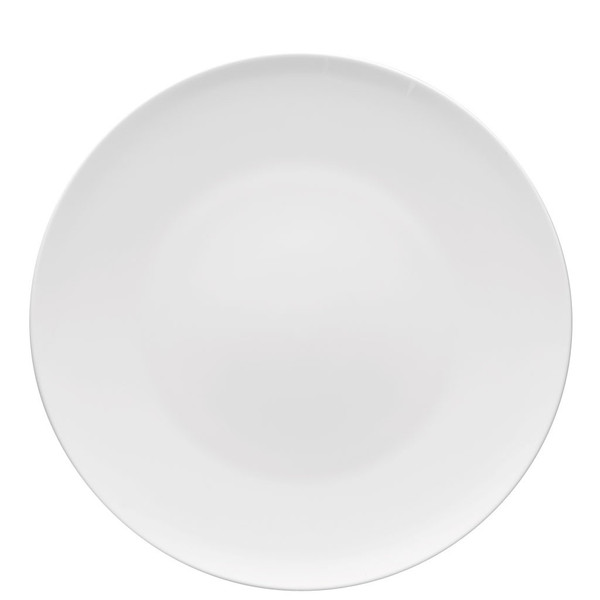 Plate, flat, coupe, 12 1/4 inch | Rosenthal Jade