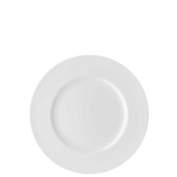Plate, flat, rim, 9 inch | Rosenthal Jade
