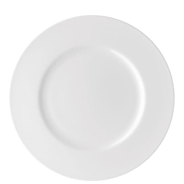 Plate, Service, flat, rim, 12 1/4 inch | Rosenthal Jade