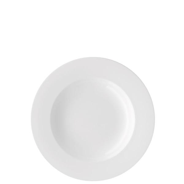 Plate, deep (Rim Soup), 9 inch | Rosenthal Jade