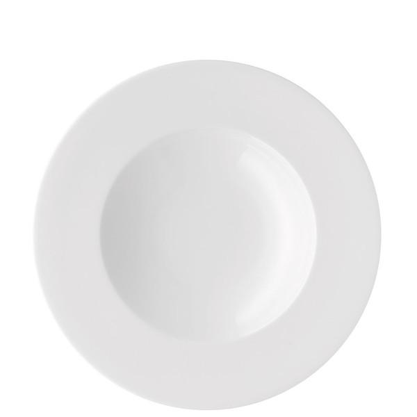 Plate, deep (Rim Soup), 11 3/8 inch | Rosenthal Jade