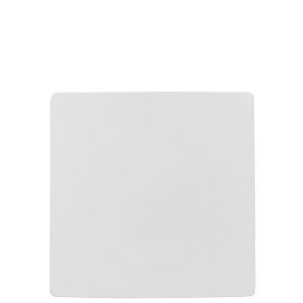 Plate, flat, square, 9 inch | Rosenthal Jade