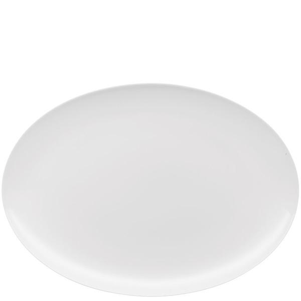 Platter, oval, 17 inch | Rosenthal Jade