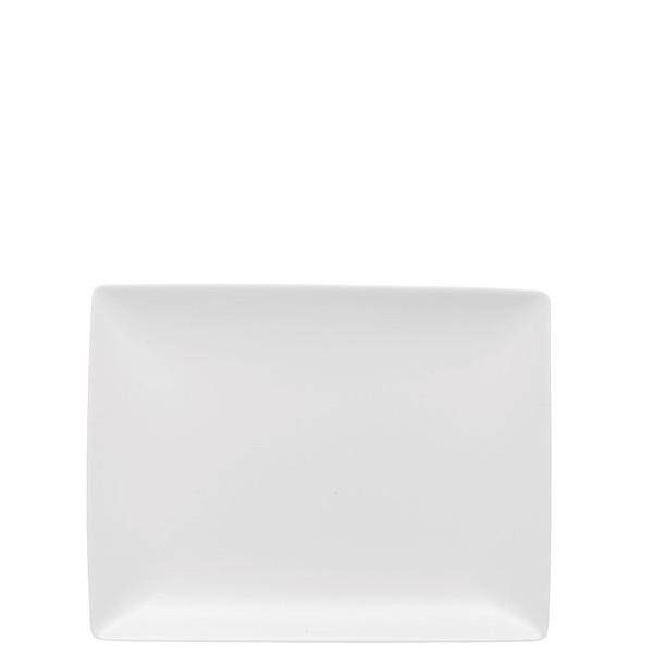 Platter, rectangular, 9 7/8 x 7 1/2 inch | Rosenthal Jade
