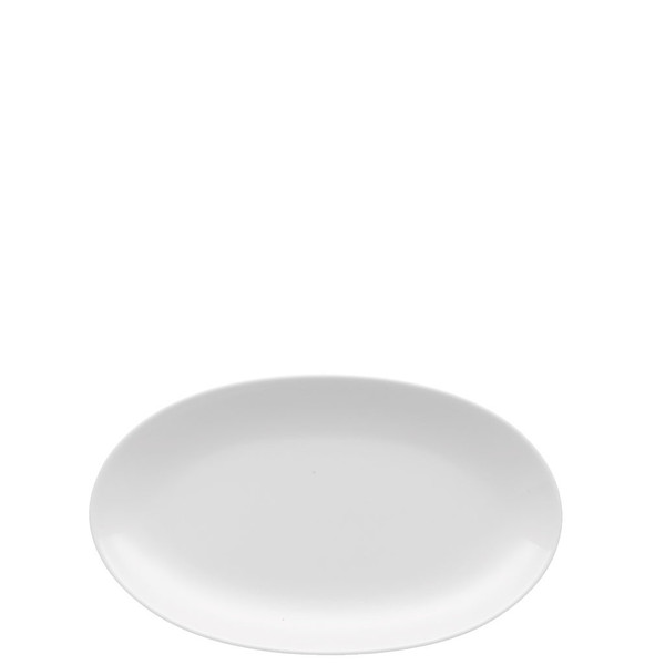 Plate, oval, 9 1/2 inch | Rosenthal Jade