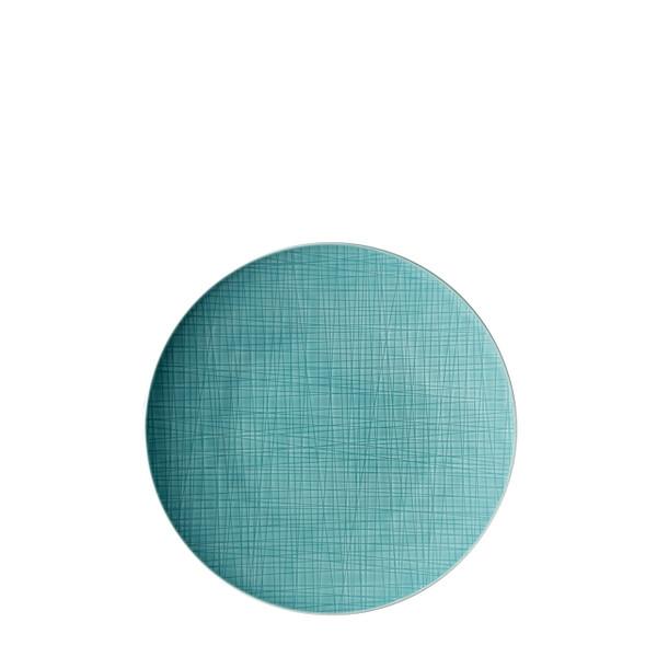 Service Plate, 13 inch | Rosenthal Mesh Aqua