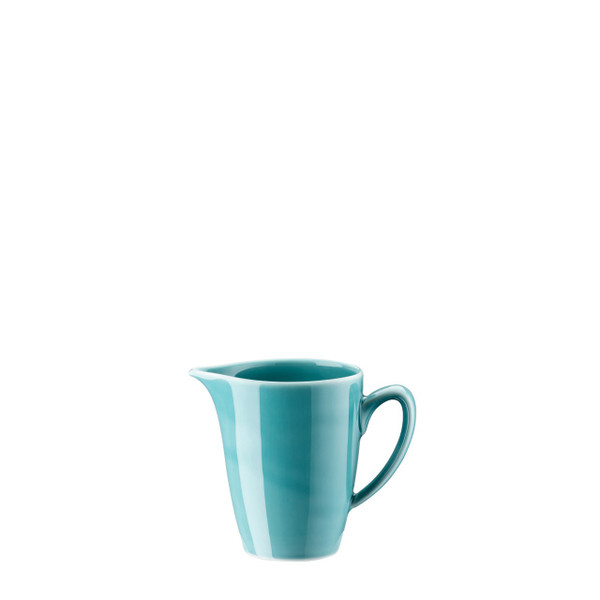 Creamer, 8 ounce | Rosenthal Mesh Aqua