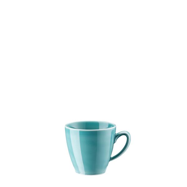 Combi Cup tall, 6 ounce | Rosenthal Mesh Aqua